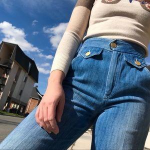 Isabel Marant Sailor Jean